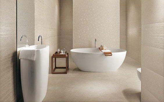 Portfolio | Come arredare un bagno piccolo e senza finestre
