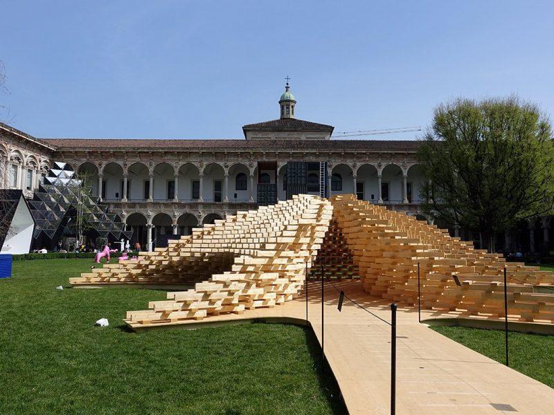 Milano Design Week 2018: Centro e via Durini