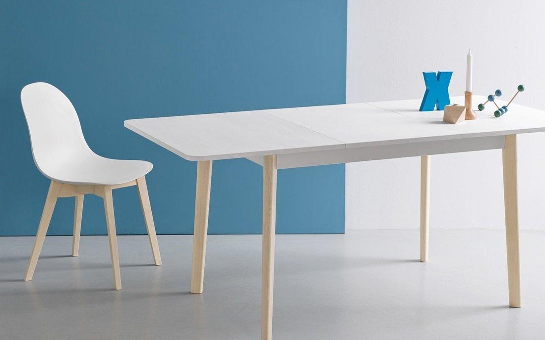 10 sedie bianche perfette per la cucina Architempore