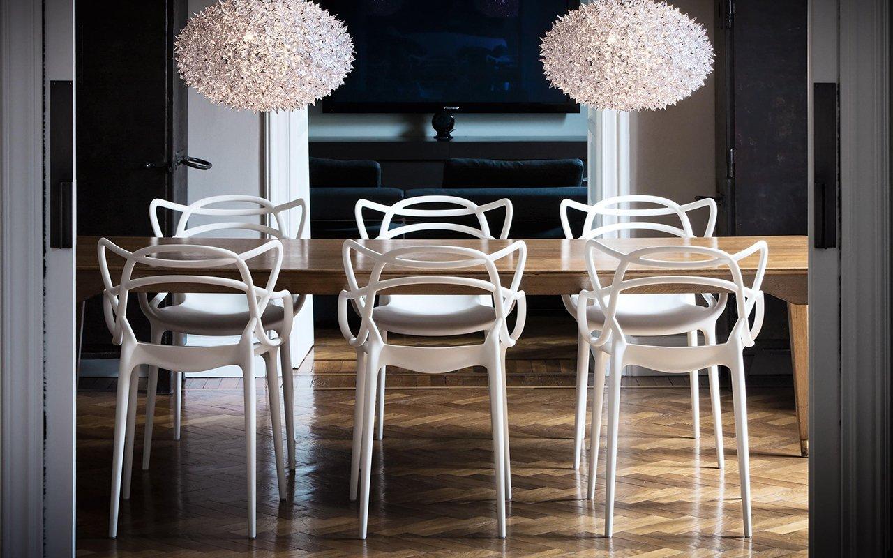 Sedie Bianche Design : Sedie bianche perfette per la cucina architempore