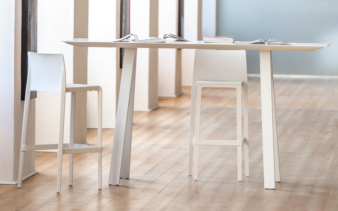 10 sedie bianche perfette per la cucina