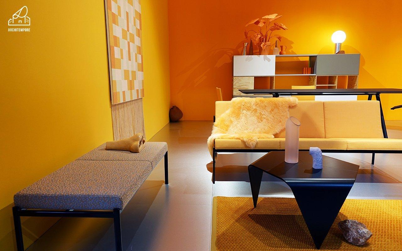 Trend arredo casa 2019 direttamente dal salone del mobile architempore - Casa a colori ...