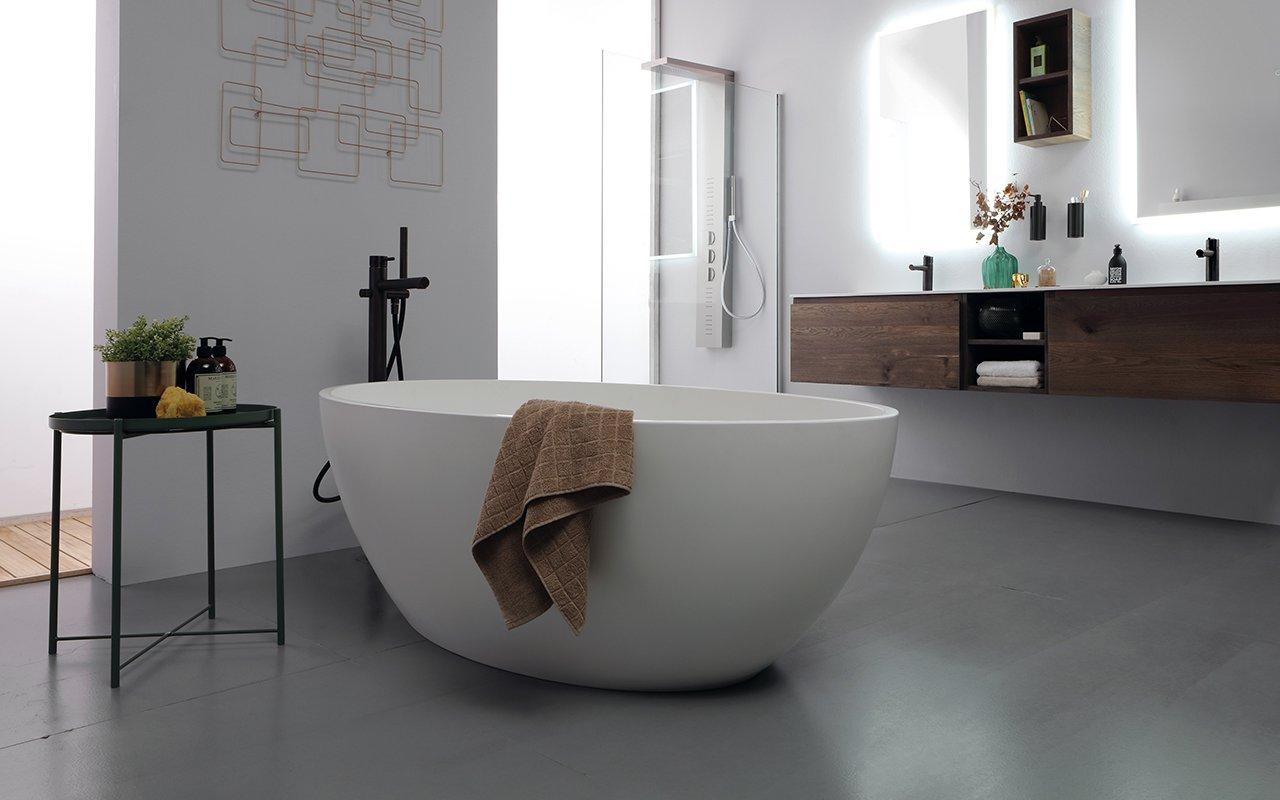 Motivi per scegliere la vasca da bagno architempore