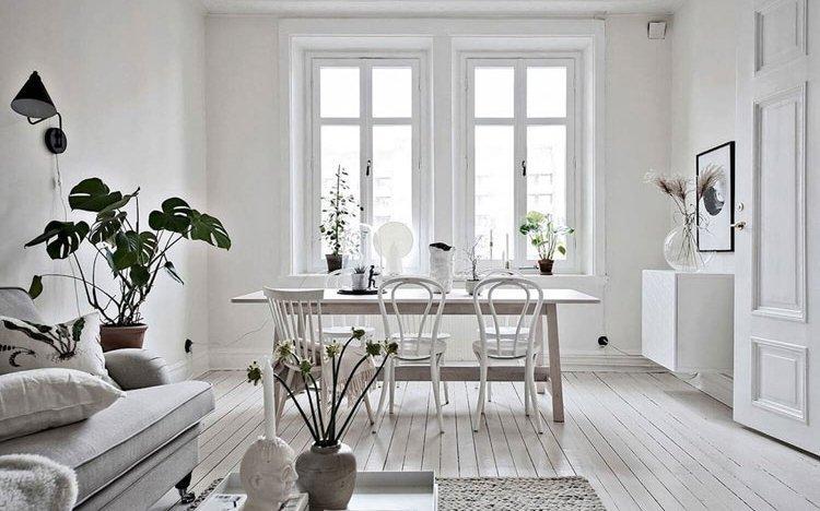 10 sedie bianche perfette per la cucina architempore for Sedie bianche per cucina