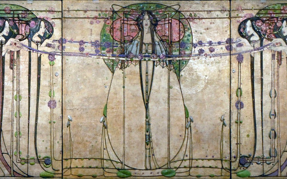 Architetta | Margaret Macdonald Mackintosh e il Glasgow style