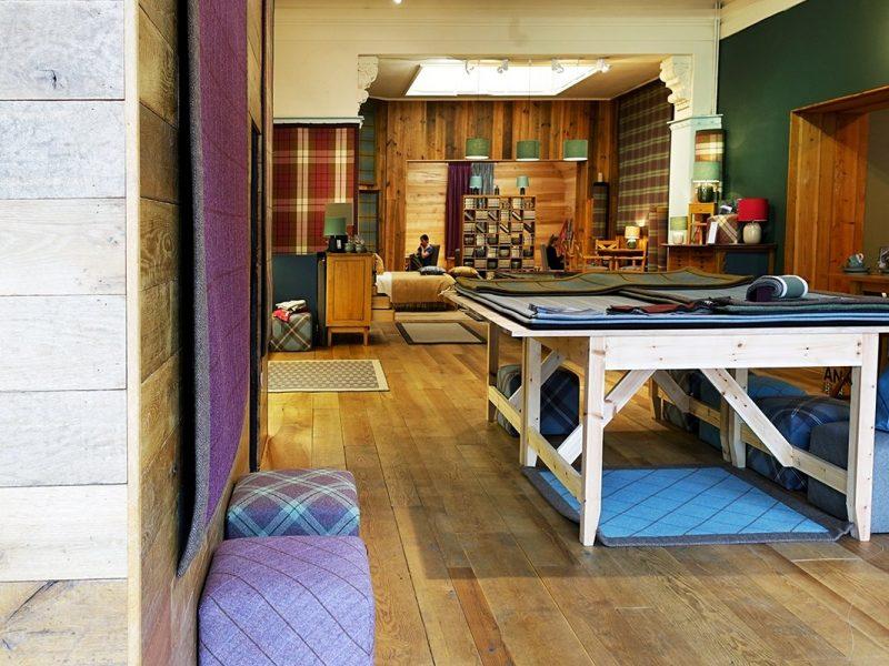 Shopping a Edimburgo: design e artigianato scozzese