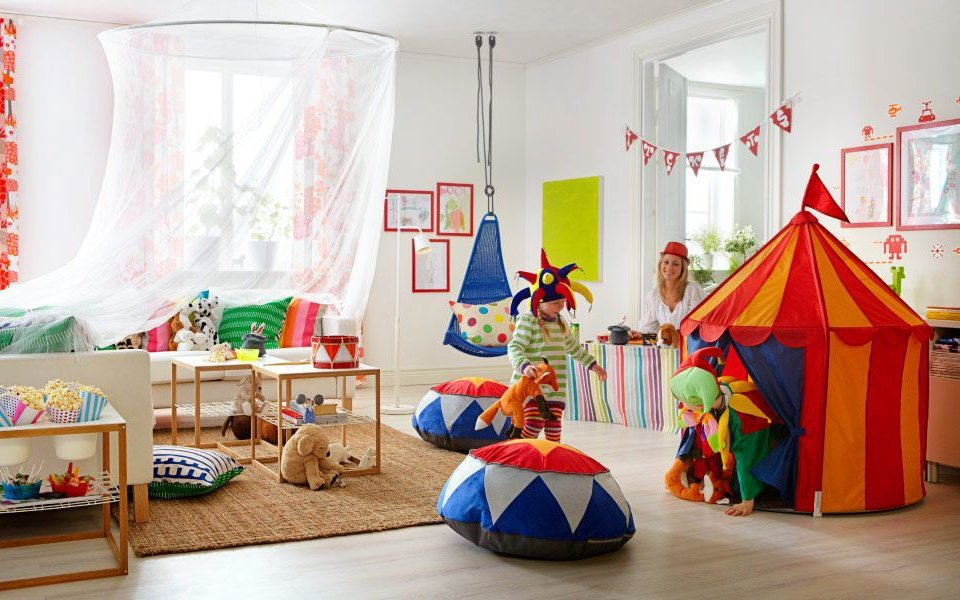 Trend alert: tende da interni per bambini