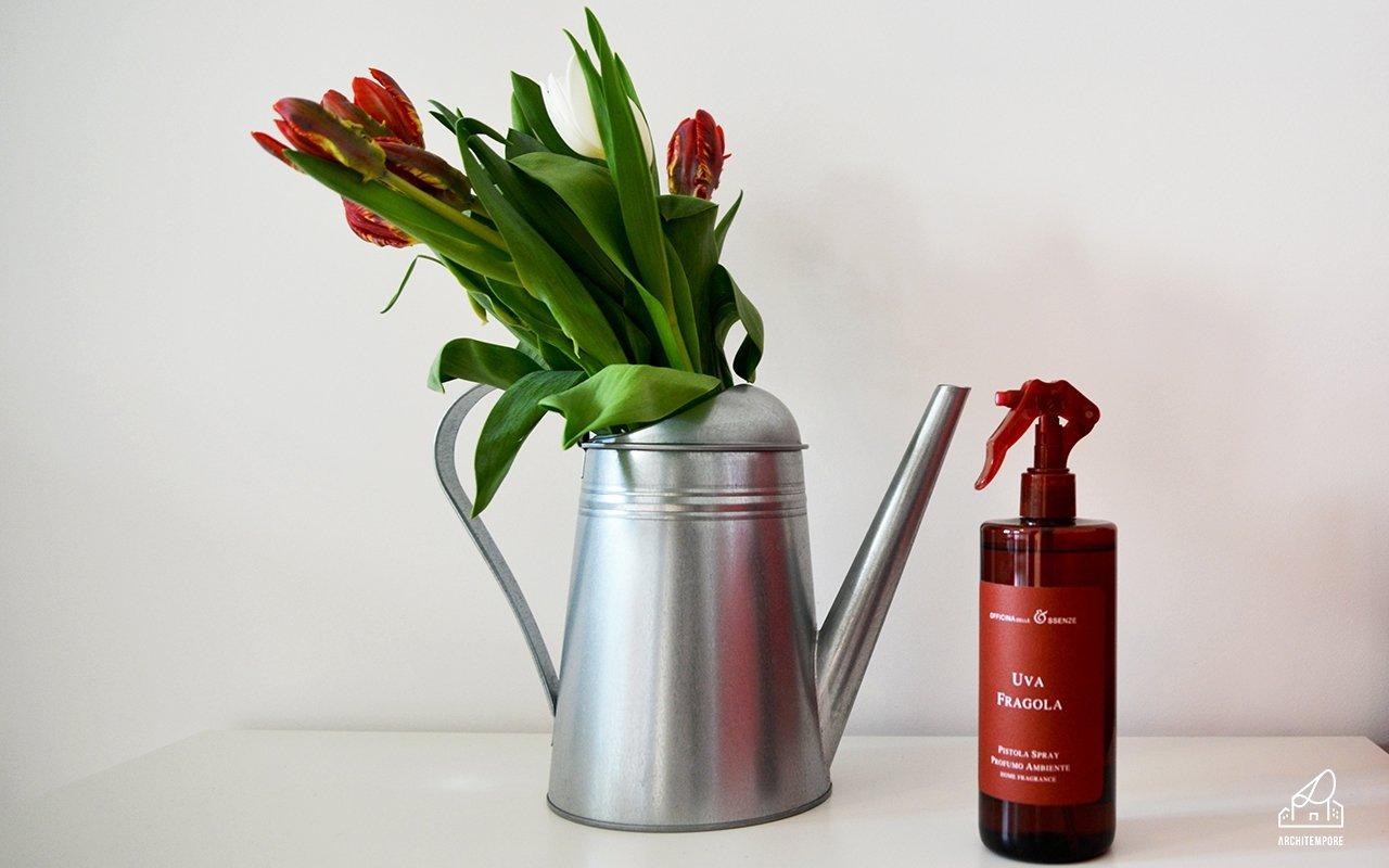 Arredare con l'olfatto: profumatori per l'ambiente