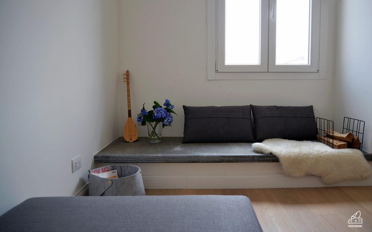 Portfolio | Arredare un salotto in stile nordico