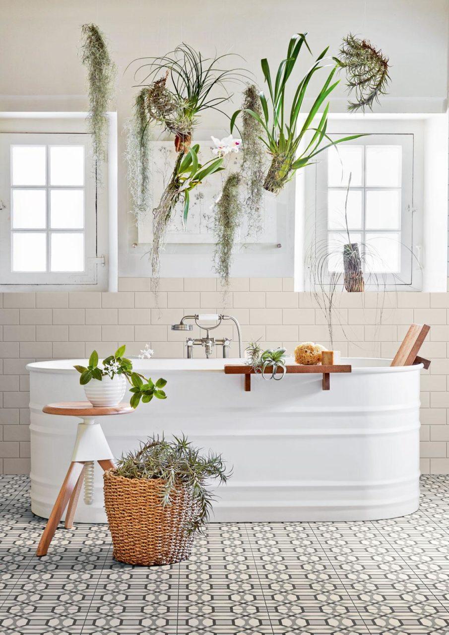 Arredare un bagno in stile nordico
