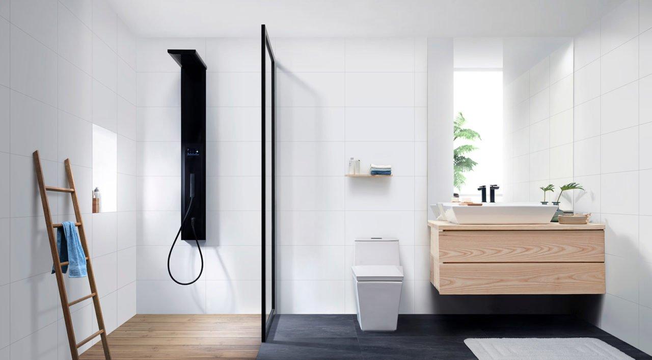 Arredare un bagno in stile nordico - Architempore