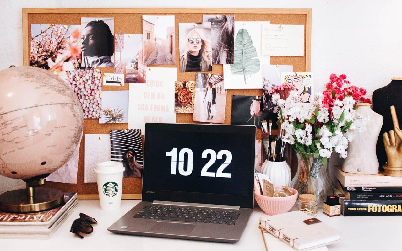 Lavorare da casa: i fondamentali per un home office da sogno