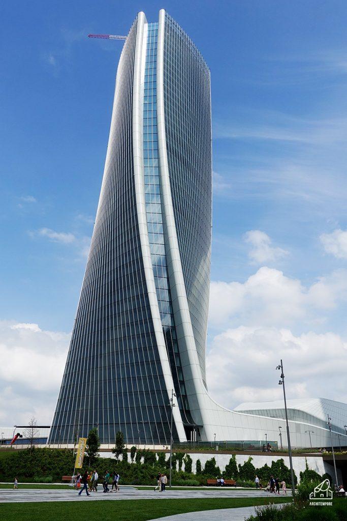 Architech: 5 edifici tecnologici a milano