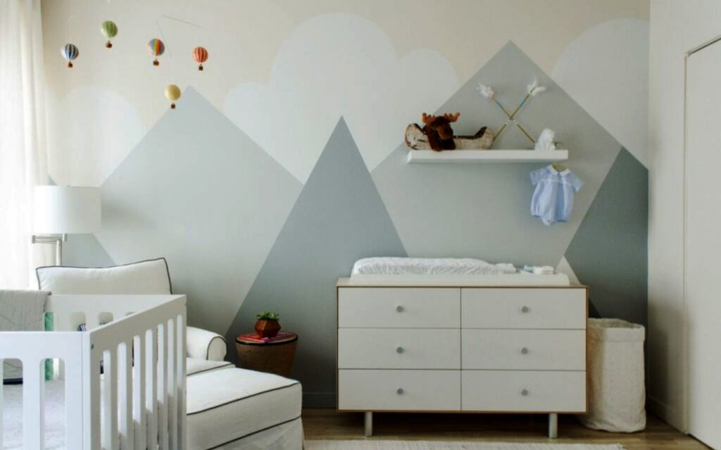 Rinnovare la cameretta dei bambini in modo creativo