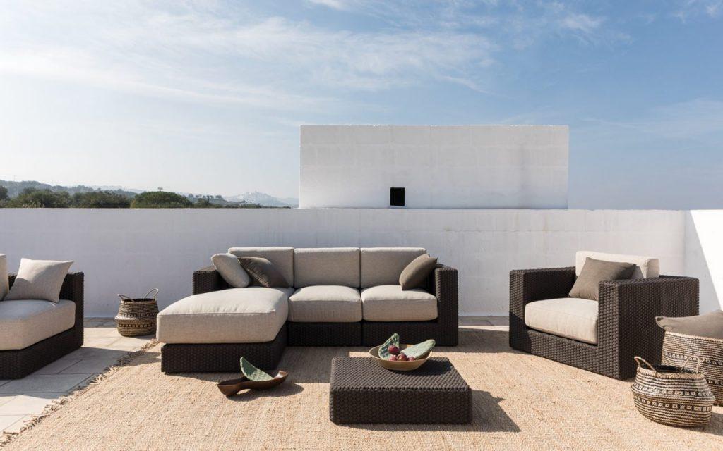 Portfolio |Arredare un balcone stretto e lungo