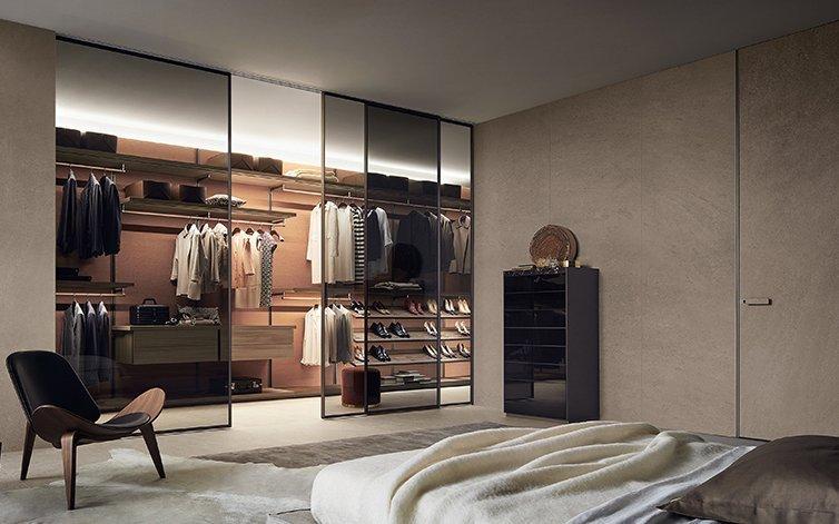 Progettare la cabina armadio: consigli e idee