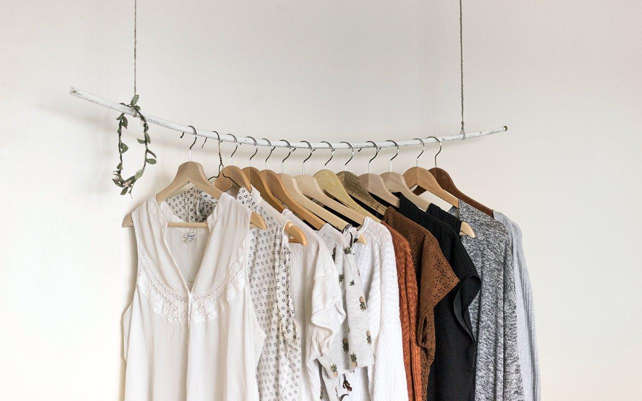 Cambio dell'armadio: 5 step fondamentali