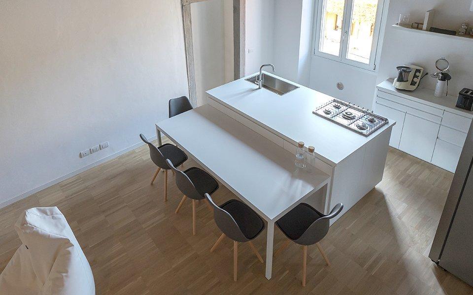 Cucina Isola Arredamento.Cucina A Isola Un Arredo Multifunzione Architempore