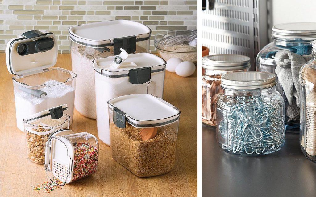Idee e consigli su come organizzare la dispensa della cucina