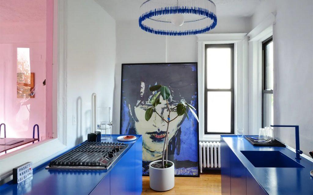 Cucine colorate e di design con grande personalità ...
