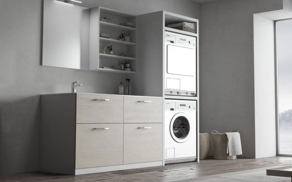 Lavanderia di casa: 5 soluzioni per organizzarla al meglio