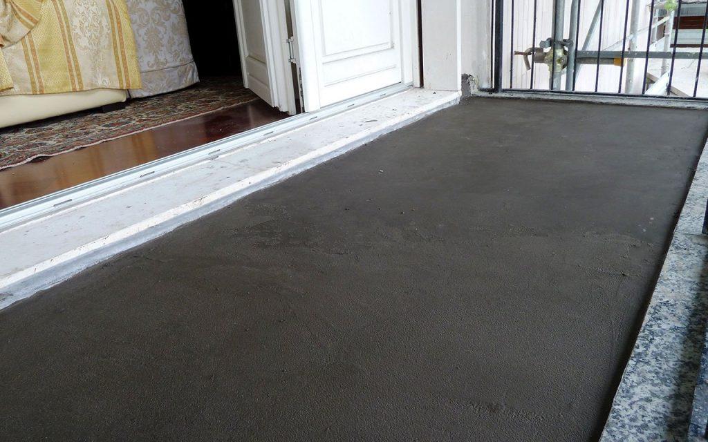 Impermeabilizzazione dei terrazzi: perchè scegliere le membrane cementizie