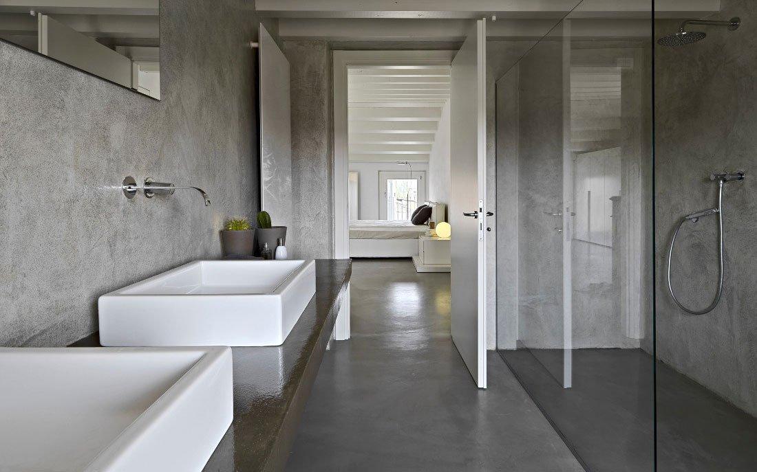 5 motivi per scegliere i bagni in resina