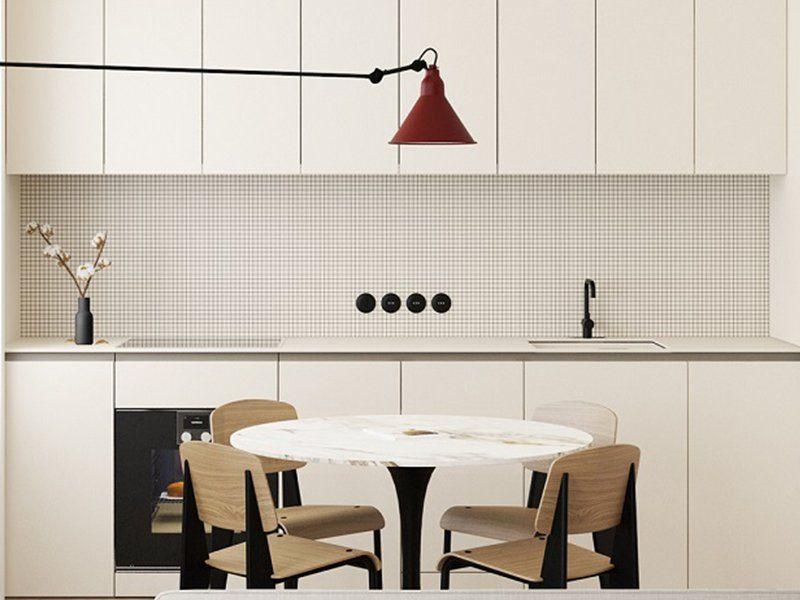 tavolo rotondo per la cucina
