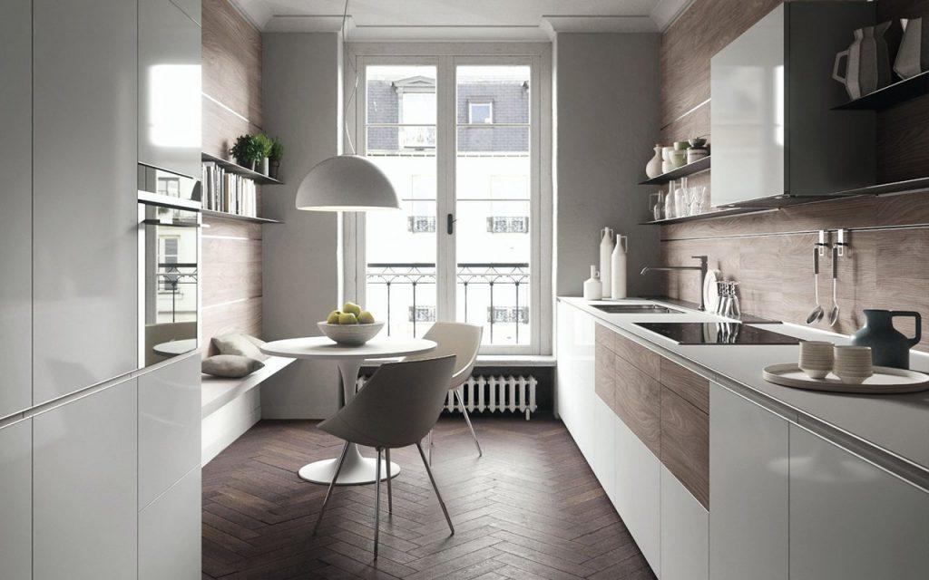 Tavoli Da Cucina Piccole Dimensioni.Come Scegliere Il Tavolo Da Cucina 5 Consigli Architempore