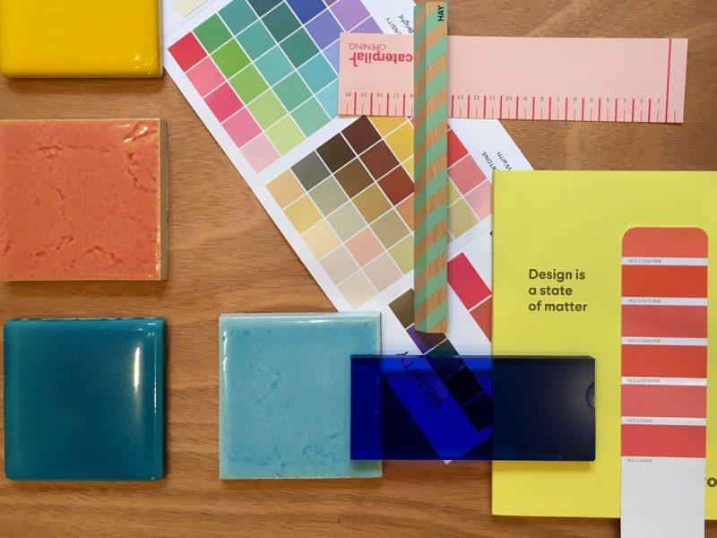 Palette e colori per studiare l'armocromia