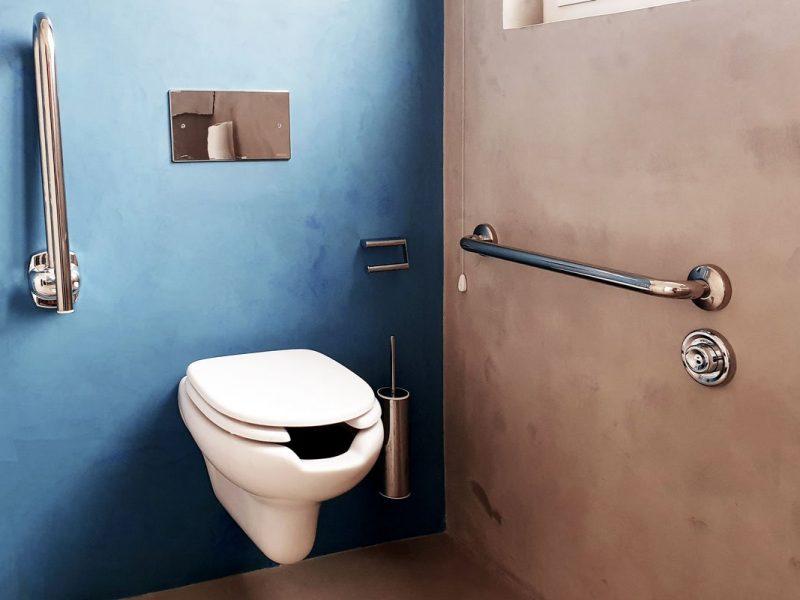 Bagno per disabili di design, un progetto firmato Architempore