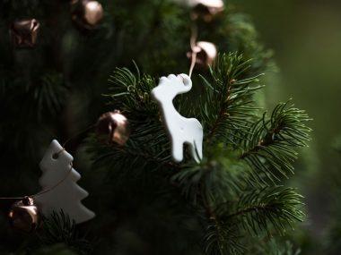 Albero di Natale plastic free