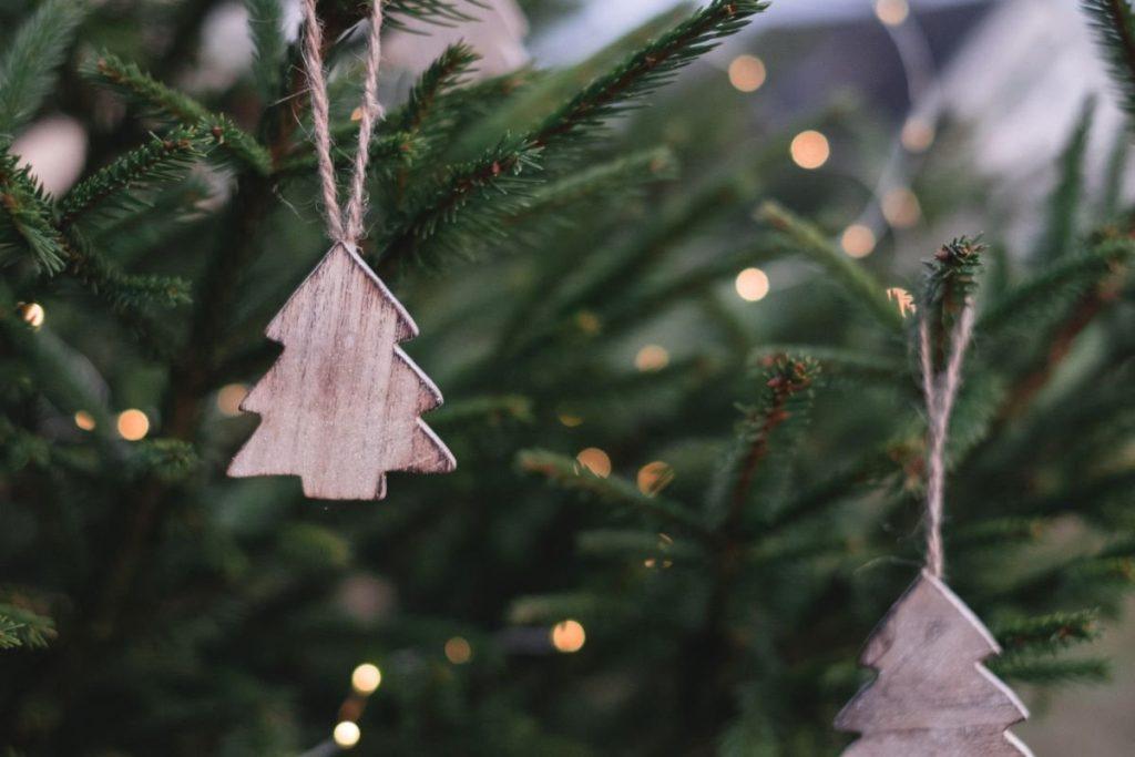 Organizzare gli addobbi natalizi
