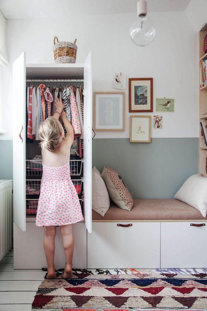 Come arredare una cameretta in stile Montessori per bimbi sopra i 6 anni
