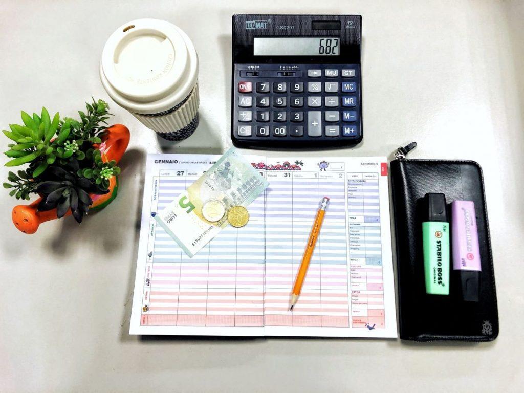 Come organizzare agenda