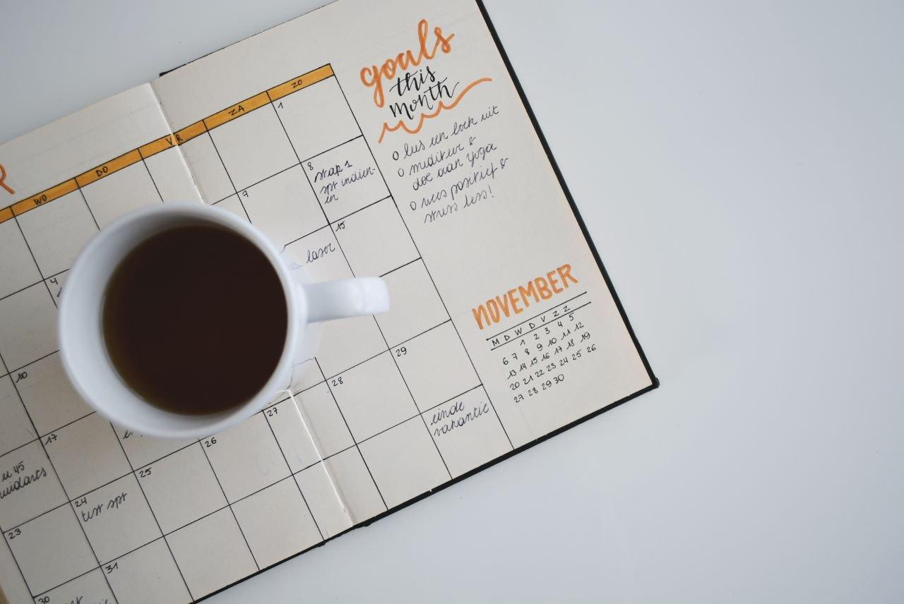 Come organizzare l'agenda cartacea e Kakebo