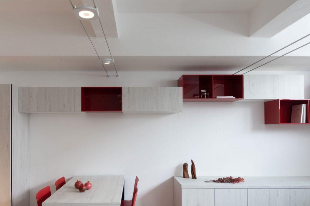 Portfolio | Progetto per un seminterrato abitabile a Milano