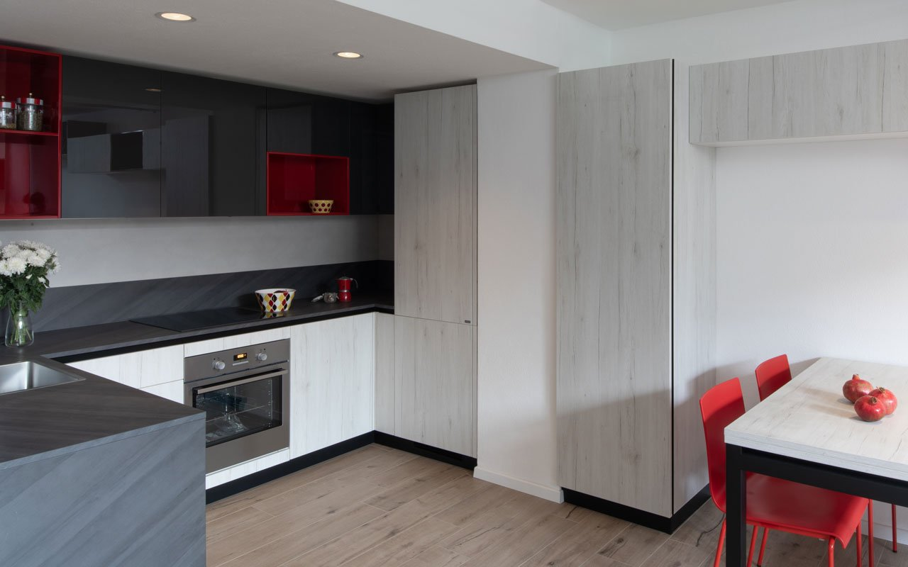 Progetto per un seminterrato abitabile a Milano - Architempore