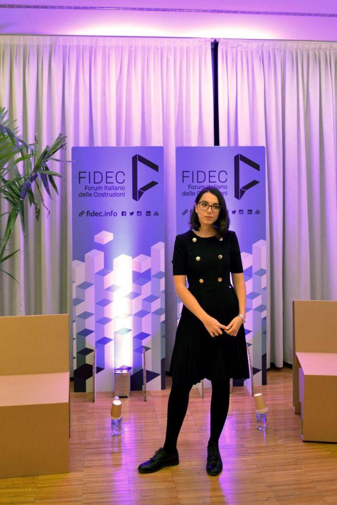 Architempore al Fidec 2019, ritratto dell'architetta Violetta Breda