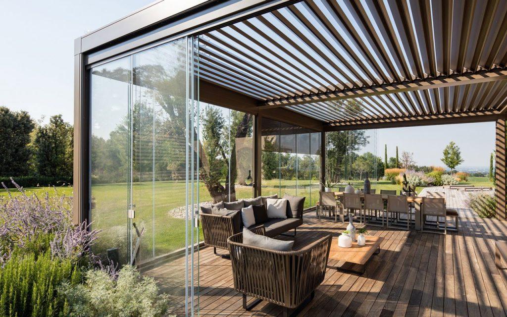 Scegliere la pergola giusta per il proprio spazio outdoor