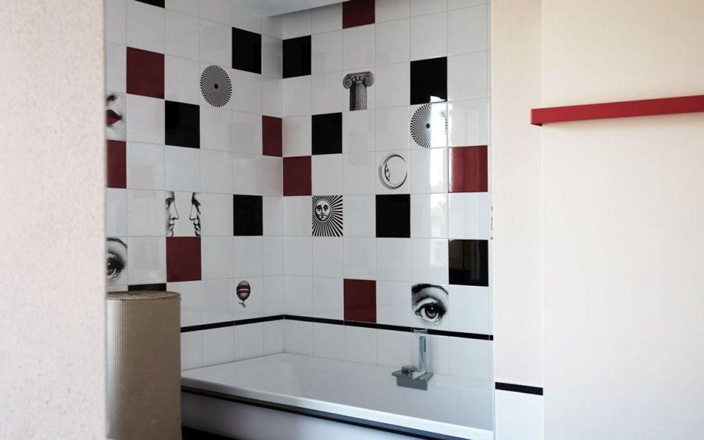Progettare un bagno | Storia del cantiere B12
