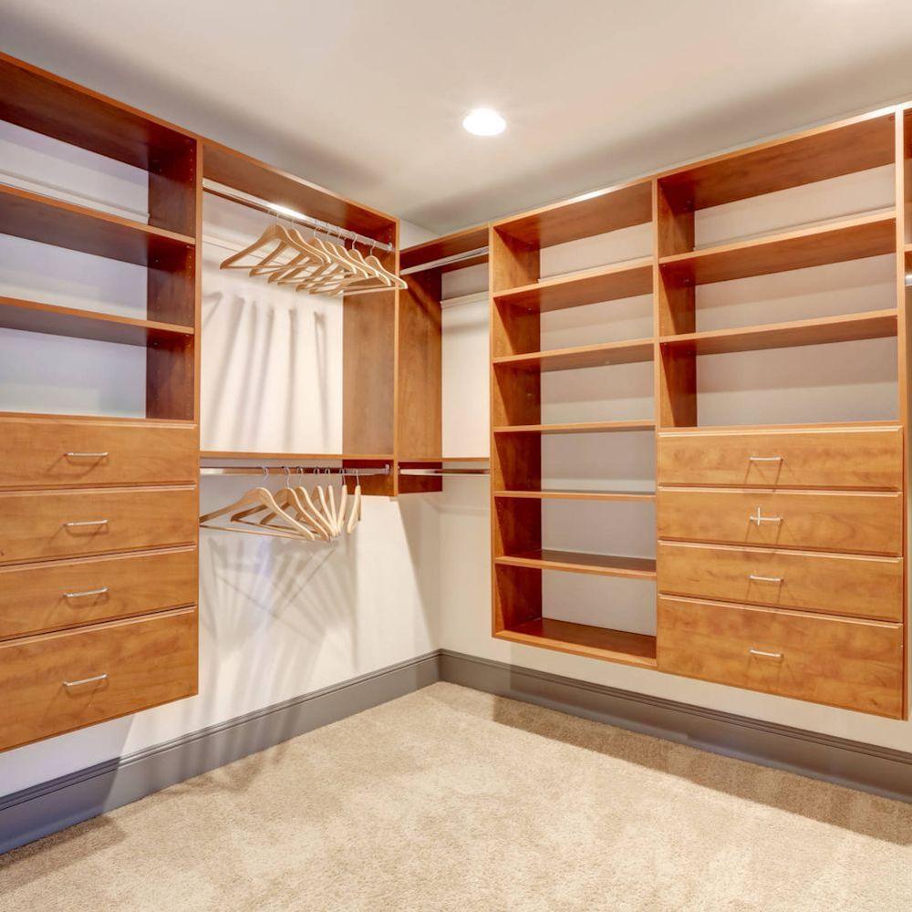 Come Organizzare La Cabina Armadio cabina armadio con soppalco: come organizzare un armadio a