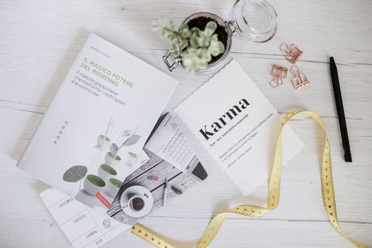 5 + 1 libri ispiranti che ti insegnano la filosofia del declutter e come riordinare casa
