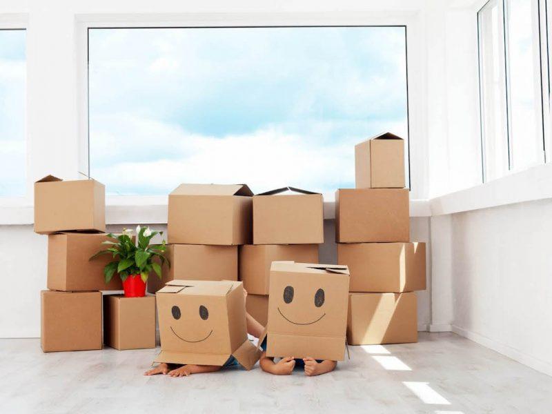 5 buoni consigli per organizzare un trasloco in modo facile e veloce