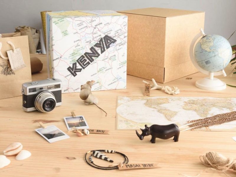 Crea la tua scatola dei ricordi personalizzata ispirandoti alle più belle del Web
