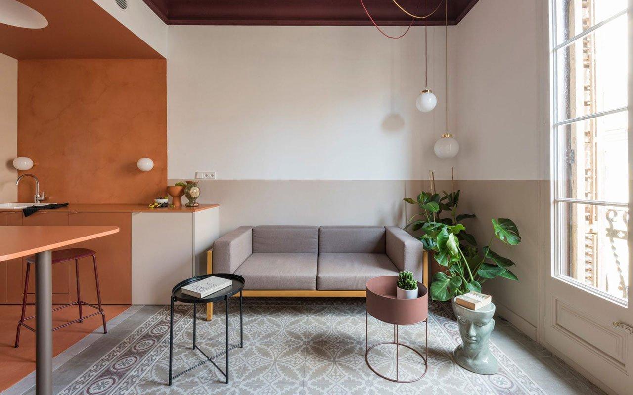 Boiserie: come giocare con la seduzione classica in una casa moderna