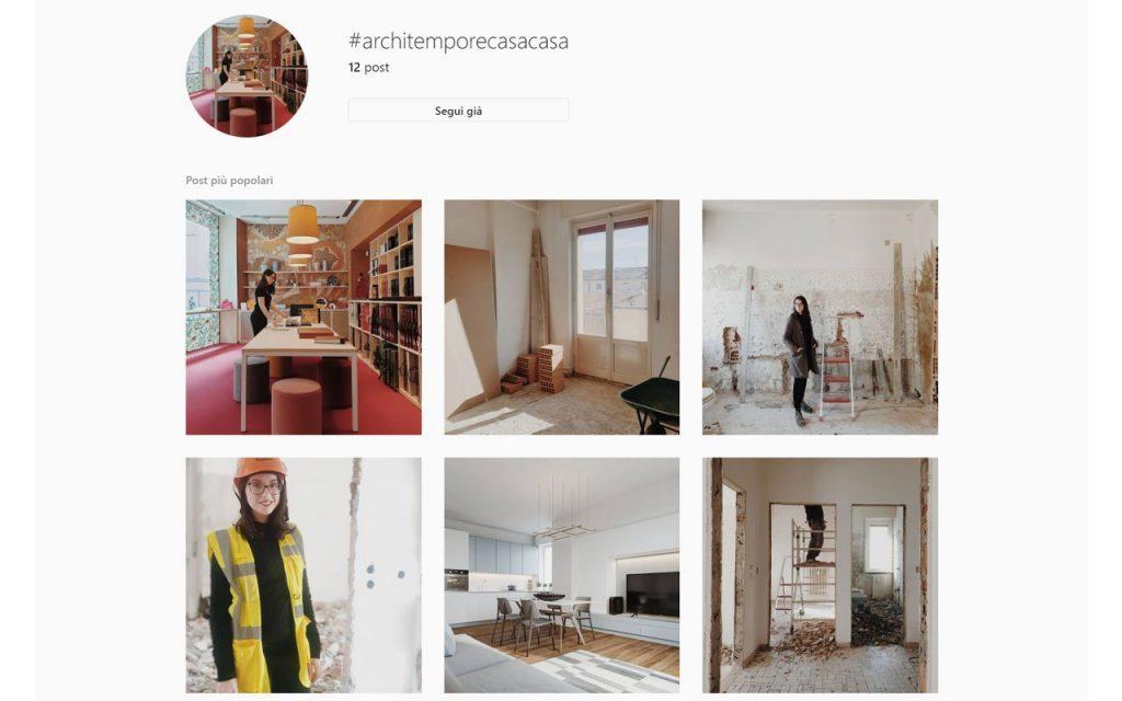 instagram architempore