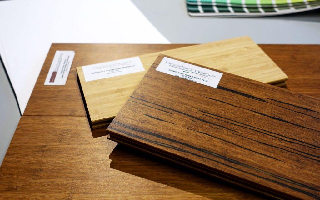 Pavimento in bamboo: cos'è e dove trovarlo a Milano, visitiamo Ideoteca