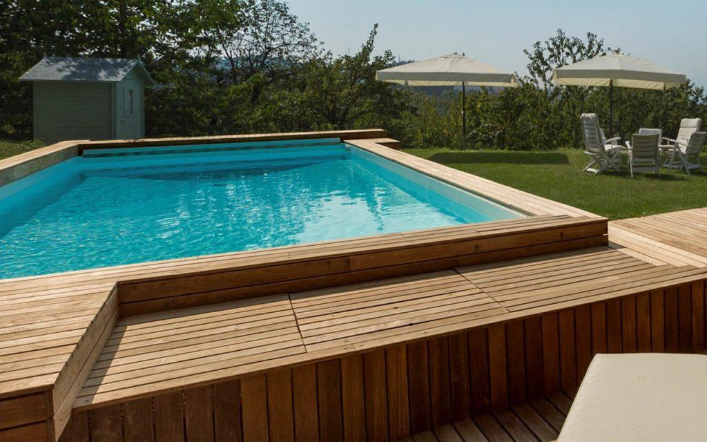 Come scegliere una piscina da esterno